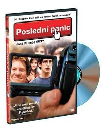 Poslední panic - DVD