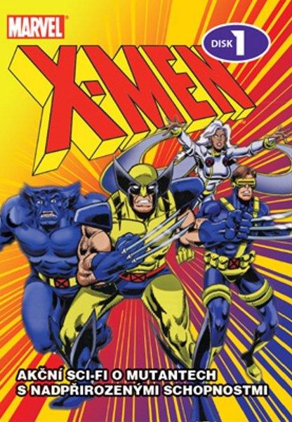 X-MEN DVD 1