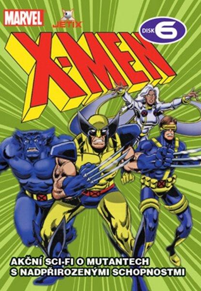 X-MEN DVD 6