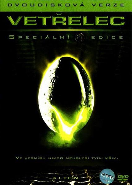 Vetřelec - DVD