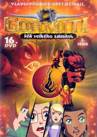Gormiti 16 - DVD