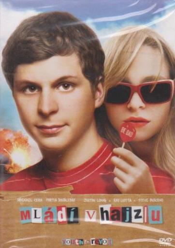 Mládí v hajzlu - DVD