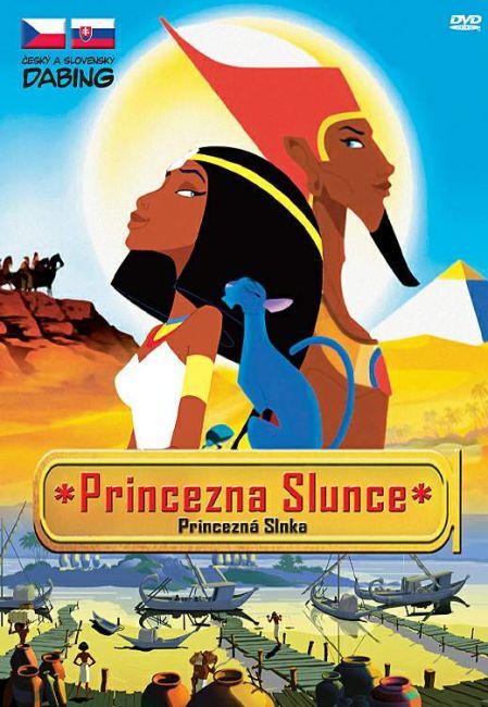 Princezna Slunce - DVD
