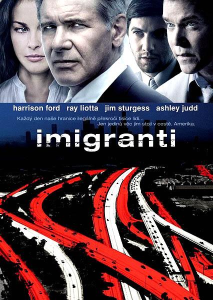 Imigranti - DVD