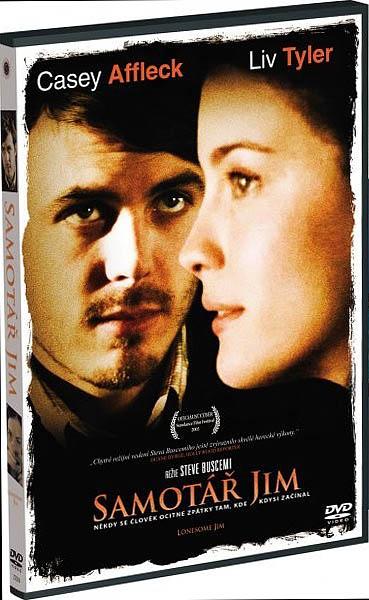 Samotář Jim - DVD plast