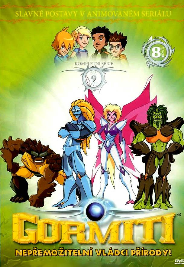 Gormiti 8 - DVD