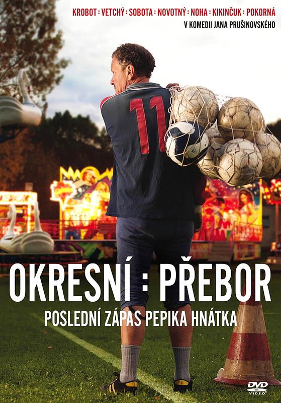 Okresní přebor - Poslední zápas Pepika Hnátka - DVD