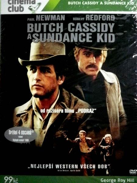 Butch Cassidy a Sundance Kid - DVD digipack