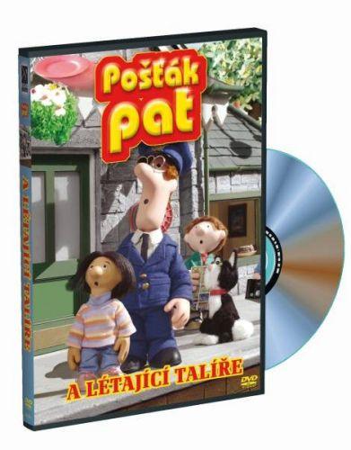 Pošťák Pat 5 - A létající talíře - DVD