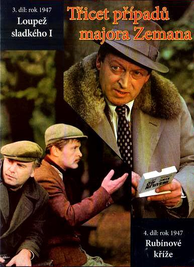Třicet případů majora Zemana 3, 4 - DVD