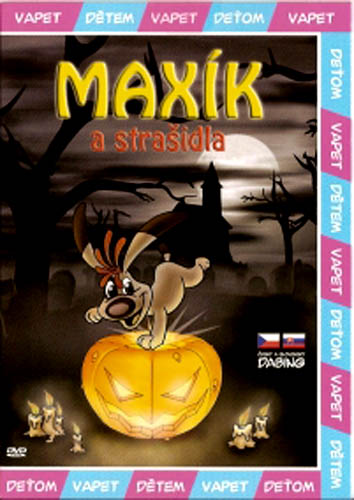 Maxík a strašidla - DVD