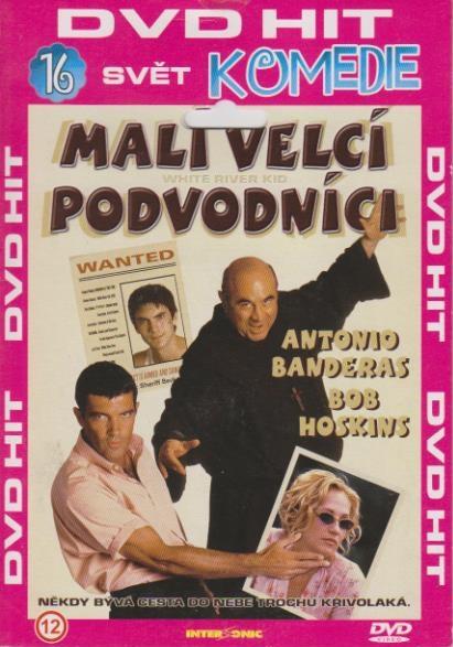 Malí velcí podvodníci - DVD