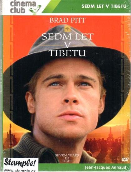 Sedm let v Tibetu - DVD digipack