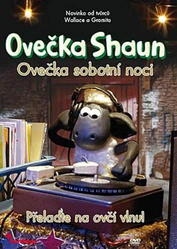 Ovečka Shaun: Ovečka sobotní noci - DVD