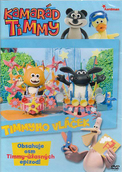 Kamarád Timmy: Timmyho vláček - DVD