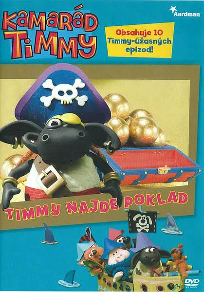 Kamarád Timmy: Timmy najde poklad - DVD