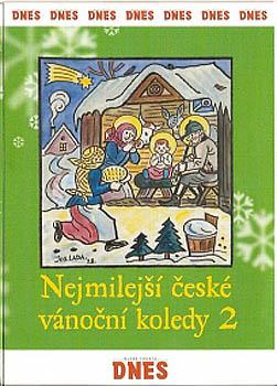 Nejmilejší české vánoční koledy 2 - CD