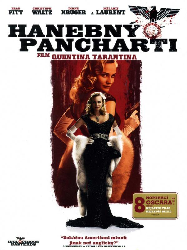Hanebný Pancharti - DVD digipack