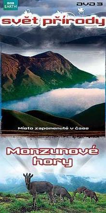 Svět přírody - DVD 3 - Monzunové hory