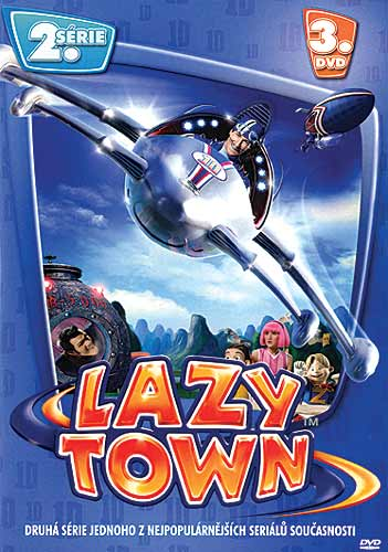 Lazy Town DVD 3 - II. serie