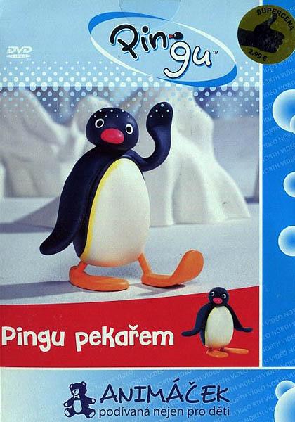Pingu pekařem - DVD