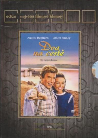 Dva na cestě - DVD