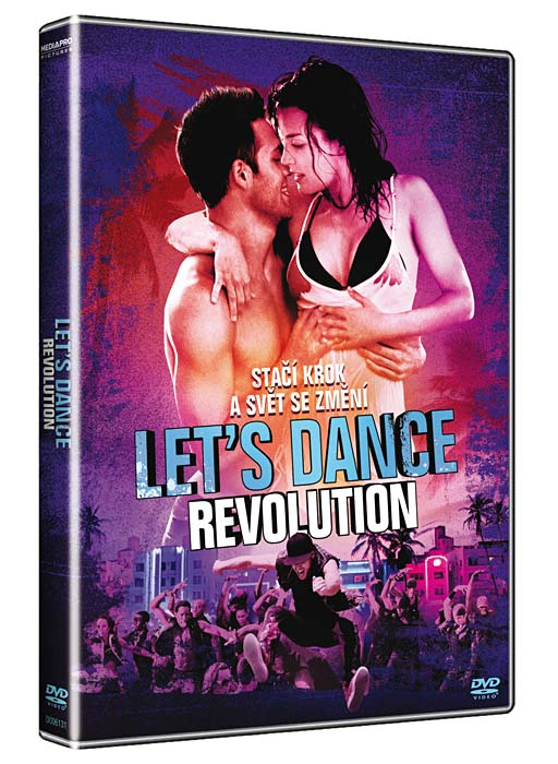 Let´s dance - revolution - DVD