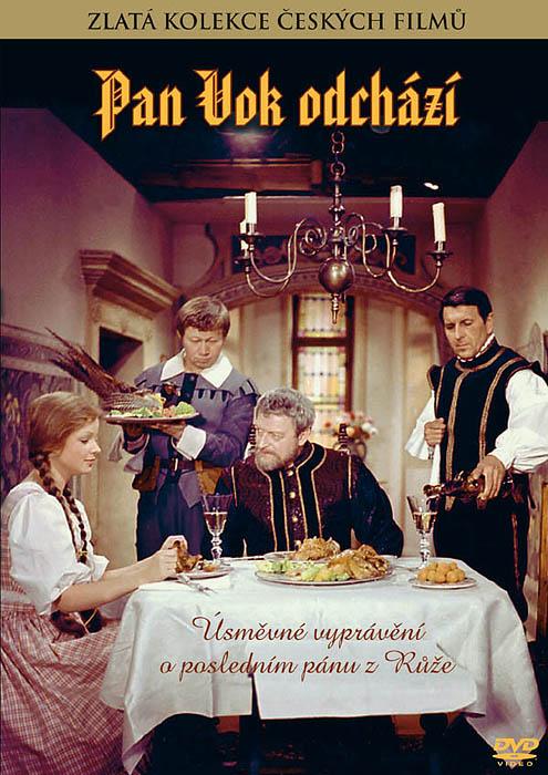 Pan Vok odchází ( plast ) - DVD