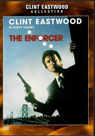 The Enforcer / Násilník ( originální znění s CZ titulky ) - plast DVD