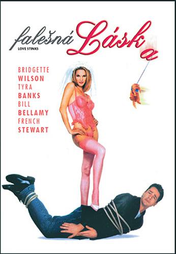 Falešná láska - DVD
