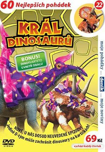 Král dinosaurů 22 - DVD
