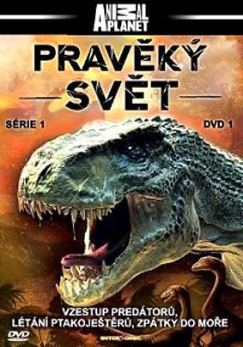 Pravěký svět 1 - DVD 1 - pošetka