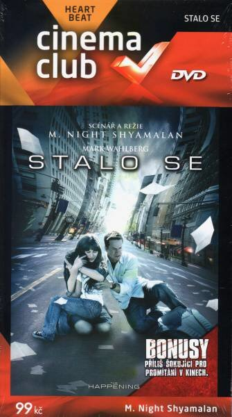 Stalo se - Cinema club - DVD