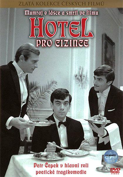 Hotel pro cizince - DVD