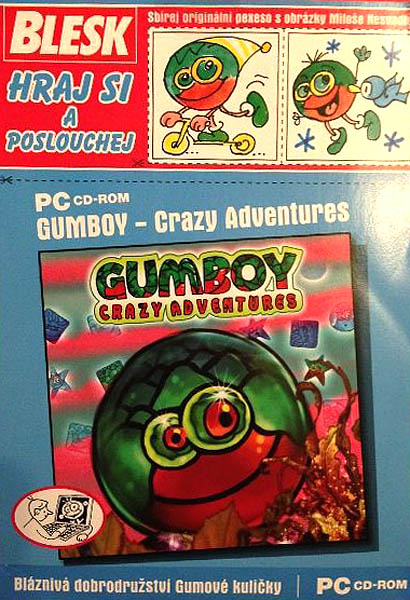Gumboy - Crazy Adventures - DVD