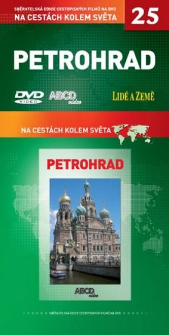 Na cestách kolem světa 25 - Petrohrad - DVD