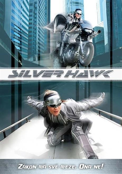Silver Hawk: Maska spravedlnosti - DVD