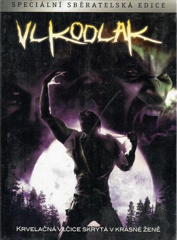 Vlkodlak - DVD