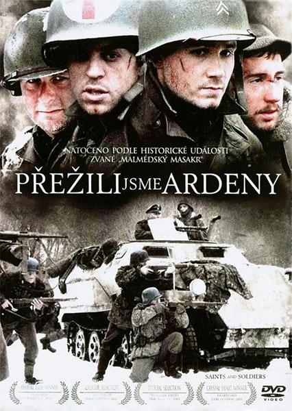 Přežili jsme Ardeny - DVD plast
