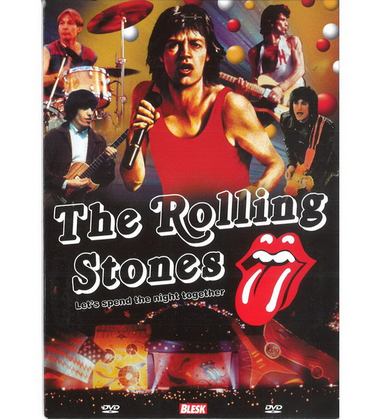 The Rolling Stones - Let´s Spend the Night Together - DVD