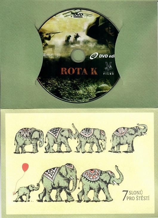 Rota K ( dárková papír obálka ) DVD