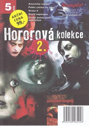 Kolekce hororová 2 - DVD
