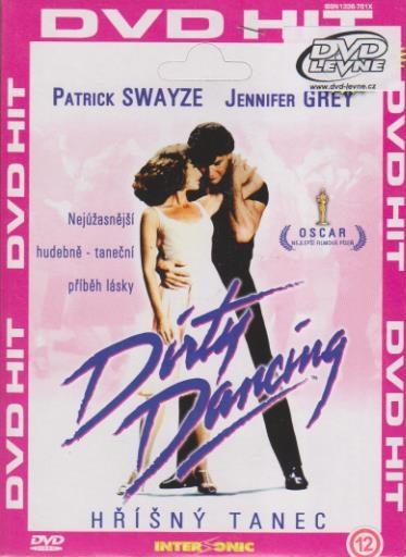 Hříšný tanec - DVD