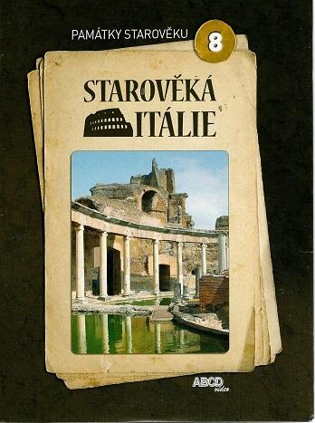 Památky starověku 8 - Starověká Itálie - DVD