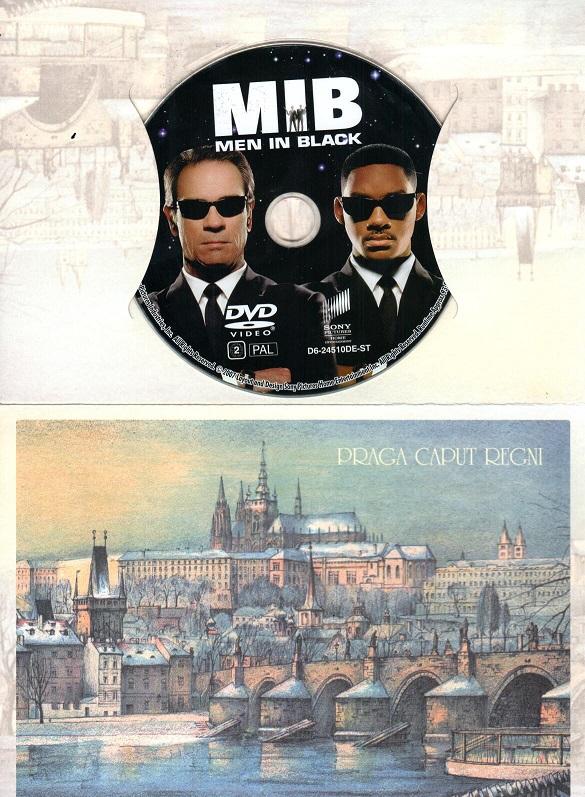 Muži v černém ( dárkový obal ) - DVD