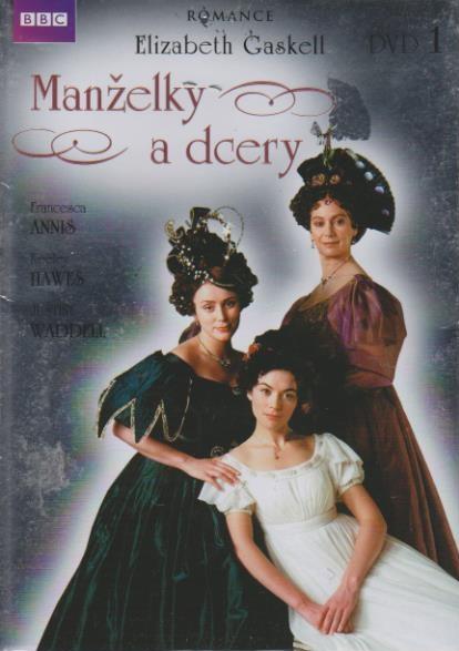 Manželky a dcery 1 - DVD