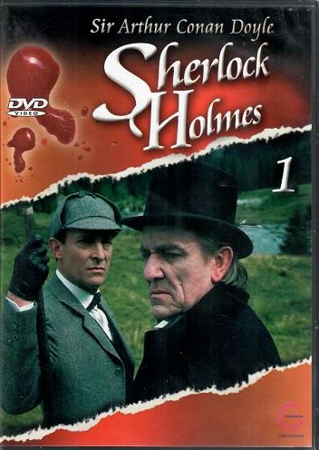 Sherlock Holmes 1 - Námořní smlouva ( plast ) DVD