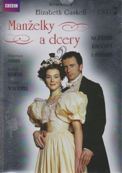 Manželky a dcery 2 - DVD