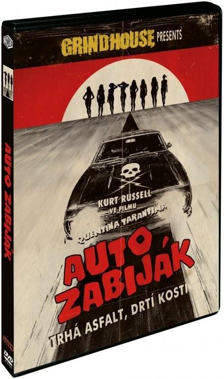 Auto zabiják - ( Plast) DVD