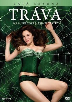 Tráva - 5. série - DVD